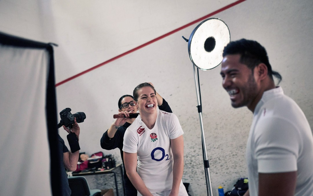 What happened when CliQQ met Manu Tuilagi and Emily Scarratt