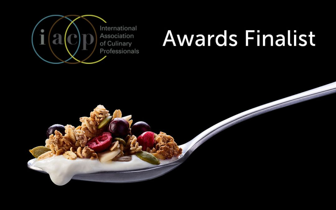 Finalist in the IACP awards